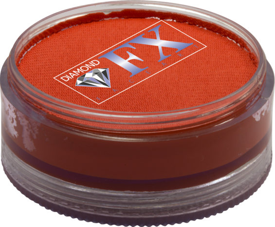 Аквагрим Diamond FX основний Помаранчевий 90 g, фото 2