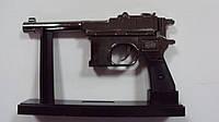 Пистолет зажигалка  длина 14 см