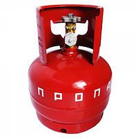 Баллон газовый 5 литров