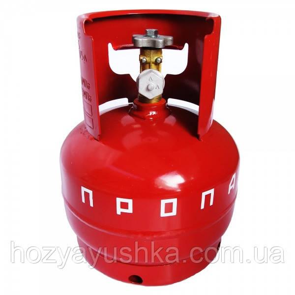 Баллоны газовые 5 л бытовые купить в Москве по низкой цене