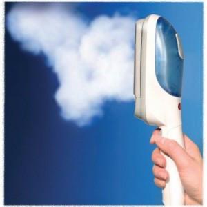 Відпарювач для одягу Steam Brush, Стім Браш - парова щітка