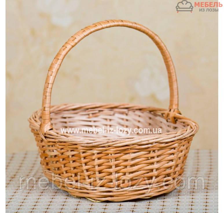 e4da5c02e6df Корзина плетеная для подарков