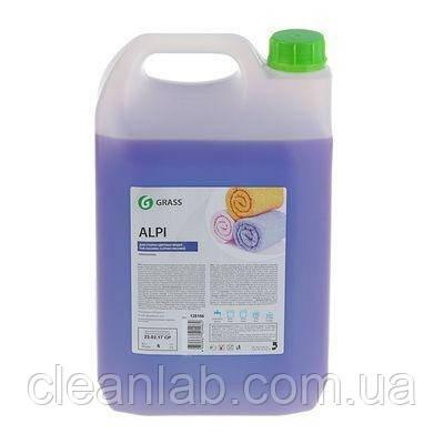 """Гель-концентрат для цветных вещей Grass  """"Alpi"""" 5 кг."""