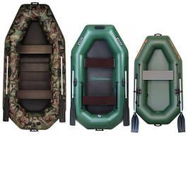Гребные надувные лодки ПВХ