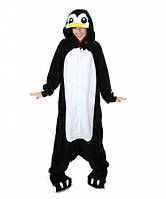 Кигуруми пингвин черно-белый (взрослый) 90081
