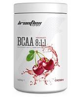 Аминокислоты IronFlex - BCAA 8:1:1 (400 грамм) cherry/вишня