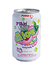 Pokka Aloe peach juice