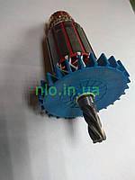 Якорь перфоратора бочкового типа RA 2812 DS (157х41 5-з /лево)