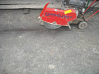 Резка асфальта, прорезание асфальтового покрытия в Виннице