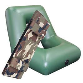 Надувные кресла, мягкие сидушки для лодок