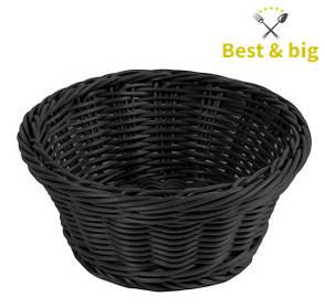 Корзина - 18.5 см, Черная (Xantia)