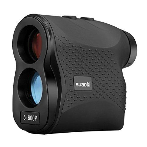 Лазерный дальномер для гольфа SUAOKI 5-600P 600м Golf Range Finder