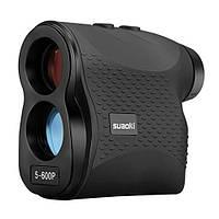 Лазерный дальномер для гольфа SUAOKI 5-600P 600м Golf Range Finder, фото 1
