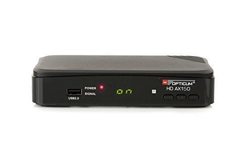 Спутниковый ресивер OPTICUM HD AX 150 HDTV (Full HD 1080p, HDMI, USB, S/PDIF)
