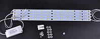 Лед панель комплект 4 * 6W 1 цвет, 24W 7000K
