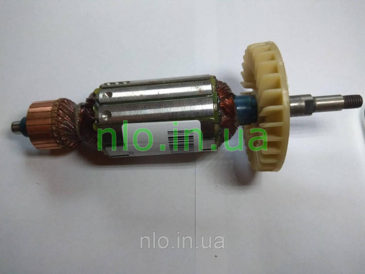 Якорь болгарки MU 1803 (197х43 шлиц 9 мм)