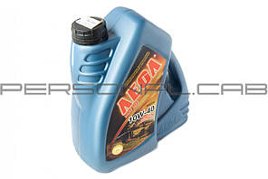 Масло   автомобильное, 4л   (полусинтетика, SAE 10W-40, API SL/CF, УЛЬТРА)   ЛЕОЛ