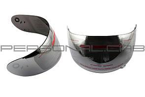 Стекло (визор) шлема-интеграла   (зеркальное)   BULLIT