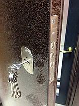 """Металлические входные двери """"Неаполь"""" металл/МДФ наружные на улицу, фото 2"""