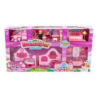 """Кукольный дом с фигурками и мебелью """"Beautiful Homes"""" Артикул: 8161-1"""
