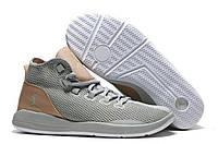 Мужские баскетбольные кроссовки Nike Jordan Reveal Premium Wolf Grey| найк джордан ревеал премиум серые, фото 1