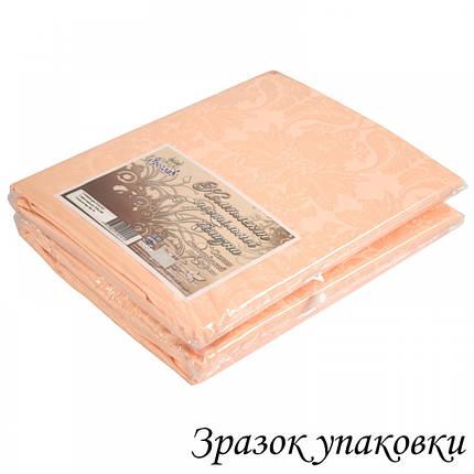 Постельное белье сатин жаккард ТМ Ярослав, Евро, фото 2
