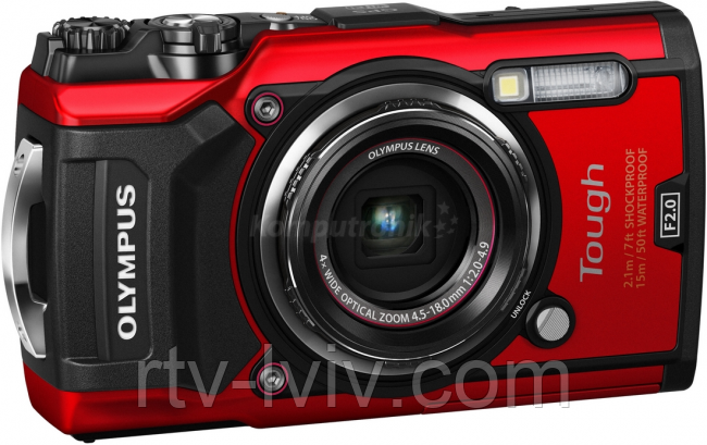 Фотоапарат Olympus TG-5