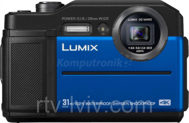 Фотоаппарат Panasonic LUMIX DC-FT7
