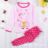 Пижама детская  BabyGap Peppa  7Т