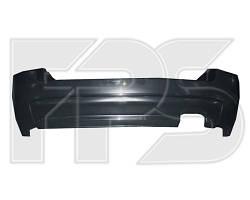 Бампер задний KIA Sportage -08 (один выхлоп) (FPS)