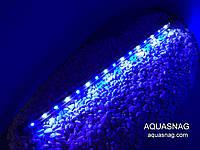 Подводная светодиодная  лампа 60 LED, голубая с белым