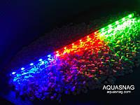 Подводная светодиодная  лампа 60 LED, трехцветная