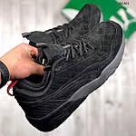 Мужские кроссовки Puma Trinomic (черные), фото 5