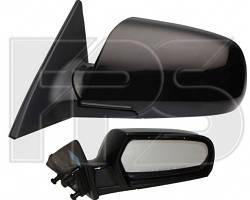 Зеркало левое электрическое с обогревом выпуклое KIA MAGENTIS II -08 (FPS)