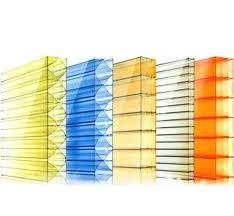 Полікарбонат сотовий (стільниковий) SOTON  кольоровий 20мм 2,*6м