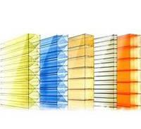 Полікарбонат сотовий (стільниковий) SOTON  кольоровий 20мм 2,*6м, фото 1