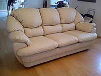 Перетяжка мягкой мебели Днепропетровск. Замена ткани., фото 1