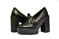 Весенние туфли Massimo Fiori. Новинка весна 2017 черные. Купить в интернет-магазине Ruteckiy.com, фото 1