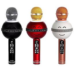Беспроводной микрофон-караоке WSTER WS-878