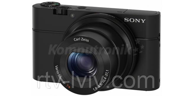 Фотоаппарат Sony Cyber-Shot DSC-RX100