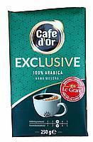 Кофе молотый Cafe d'Or Exclusive 250 g