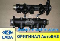 Цилиндр тормозной главный ВАЗ 2121 Нива (пр-во АвтоВАЗ) 21210-350500901