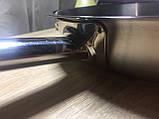 Сковорода нержавейка 32 см, фото 4
