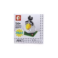 Конструктор Baby Tilly Angry Birds SD8023-8030 (29594)