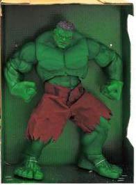 Игрушечный супергерой Халк Hulk, размер 28см, подвижные руки, ноги