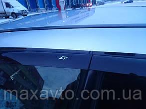 Дефлекторы боковых стекол Subaru Impreza II Sd/Wagon 2000-2008 (Субару Импреза 2) Cobra Tuning