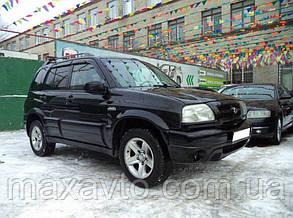 Дефлекторы боковых стекол Suzuki Grand Vitara I 5d 1998-2005/Escudo 5d 1998-2005 /Сhevrolet Tracker 5d 1998-2005 (Сузуки