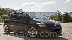 Дефлекторы окон TOYOTA AURIS 2007-2009 (Тойота Аурис) SIM