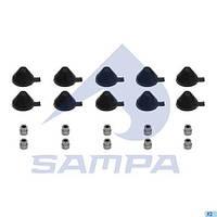 Р/к заглушок супорта KNORR  095.567 (SAMPA)