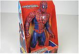 Фигурка супергероя Человек Паук, подвижные руки, ноги, голова, тело, Спайдер Мен, Spider Man, фото 3